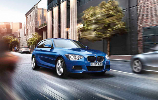 BMW 1 Series 1 Series 3 door F21