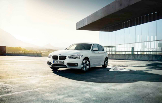 BMW 1 Series 1 series 5 door F20