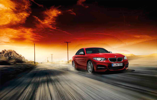 BMW 2 Series 2 Series Coupe F22