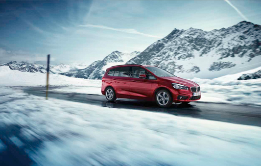 BMW 2 Series 2 Series Gran Tourer F46