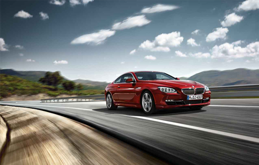 BMW 6 Series 6 Series Coupe F13