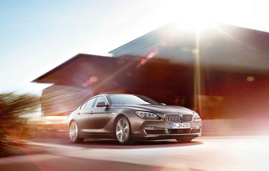 BMW 6 Series 6 Series Gran Coupe, F06