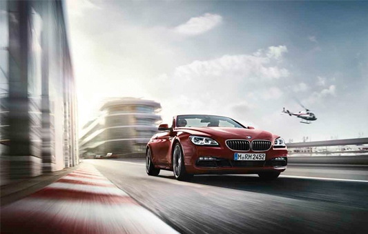 BMW 6 Series 6 Series Convetible, F12