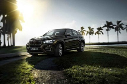 BMW X Series X6 xDrive 35i