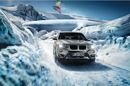 BMW X Series X3 xDrive 20d