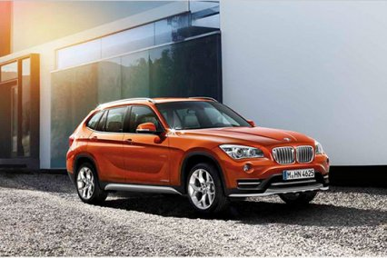 BMW X Series X1 sDrive 18i (E84)