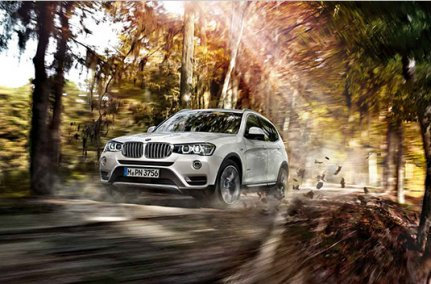 BMW X Series X3 xDrive 20i