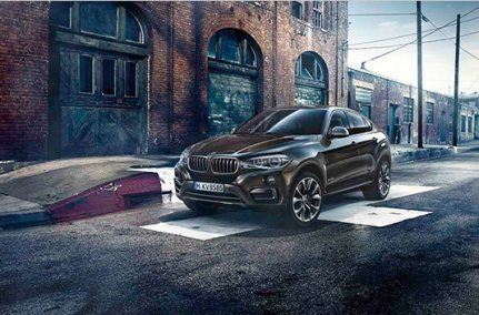 BMW X Series X6 xDrive 30d